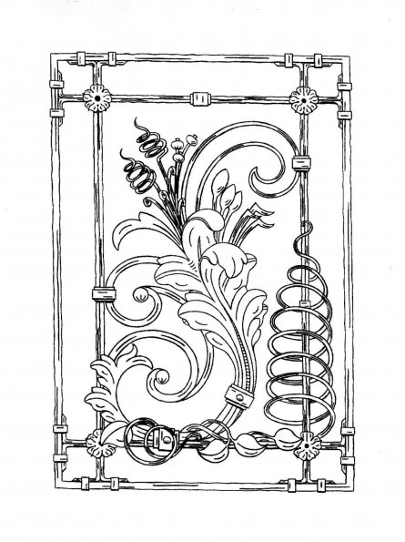 Ornamental Ironwork Minneapolis